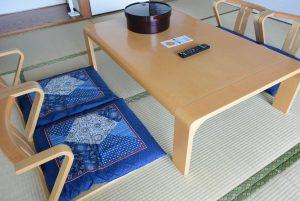 休暇村グループの公共の宿 国民宿舎サンロード吉備路 客室