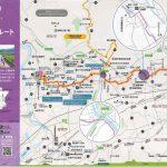 休暇村グループ 公共の宿 国民宿舎サンロード吉備路 サイクリングマップ