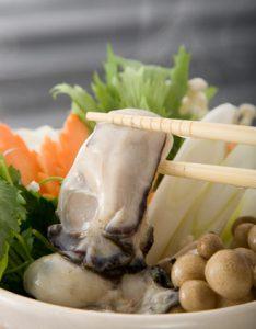サンビーチおきみでは、江田島市沖美町産のカキを様々な料理法でお客様にご提供しております。