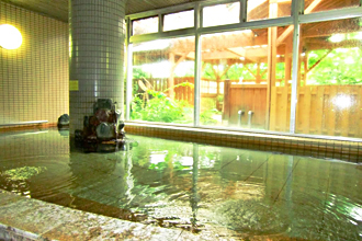 室内温泉大浴場