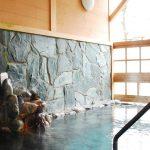 休暇村グループの公共の宿 国民宿舎両神荘 露天風呂