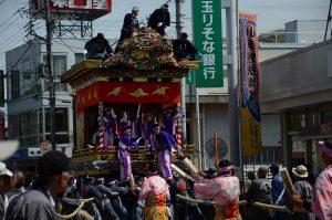 休暇村グループの公共の宿 国民宿舎両神荘 小鹿野春祭り