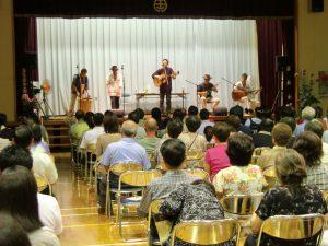 休暇村グループの公共の宿 国民宿舎両神荘 ホタルコンサート2