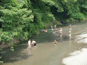 休暇村グループの公共の宿 国民宿舎両神荘 小森川