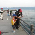 釣り教室(外)