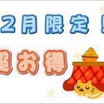 休暇村グループ 公共の宿 保養センター 美榛苑 12月限定P