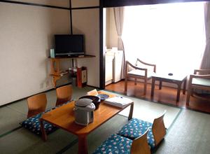 別館客室(和室) グリーンピアせとうち