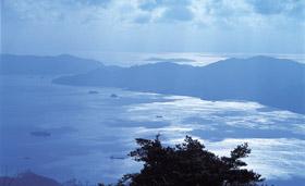 野呂山:野呂海