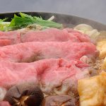 休暇村グループの宿 グリーンピアせとうち 近江牛すき焼き