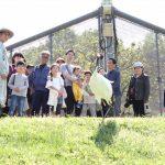 休暇村グループ 公共の宿 国民宿舎サンロード吉備路 タンチョウ観察会