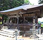 法養寺薬師堂【Yakushi-do temple. About 400-year-old building.】