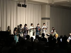 休暇村グループの公共の宿 国民宿舎両神荘 音楽の夕べ