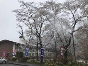 休暇村グループの公共の宿 国民宿舎両神荘 雪見桜