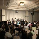 休暇村グループの公共の宿 国民宿舎両神荘 ホタルコンサート