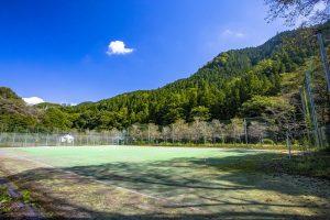 休暇村グループの公共の宿 国民宿舎両神荘 フットサル場