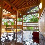 休暇村グループの公共の宿 国民宿舎両神荘 石露天風呂
