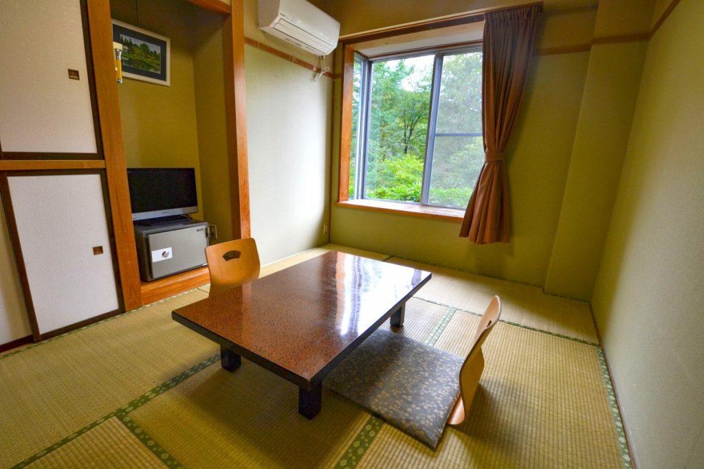 休暇村グループの公共の宿 国民宿舎両神荘 わけあり