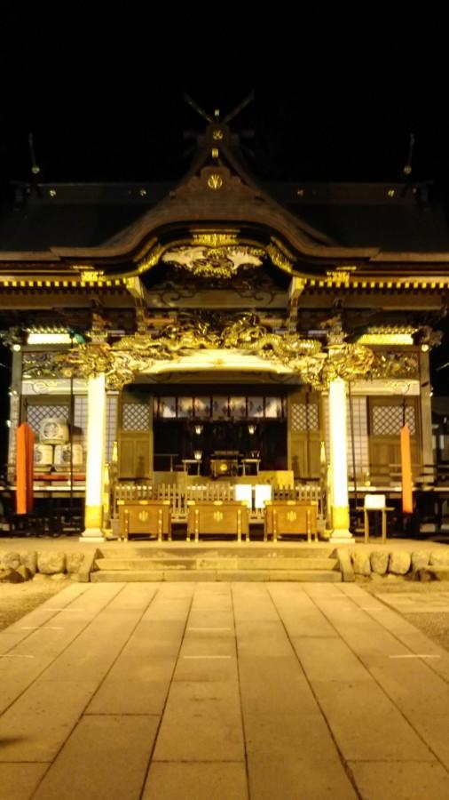 休暇村グループの公共の宿 国民宿舎両神荘 宝登山神社