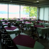 休暇村グループの公共の宿 国民宿舎いろは島 レストラン
