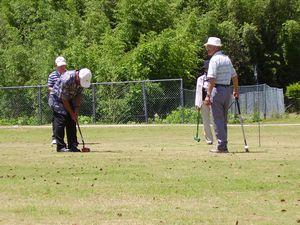 休暇村グループ公共の宿むいかいち温泉ゆ・ら・らのグラウンドゴルフプラン