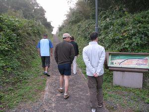 休暇村グループ公共の宿むいかいち温泉ゆ・ら・らの散歩