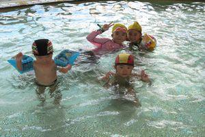 休暇村グループ公共の宿むいかいち温泉ゆ・ら・らのプール