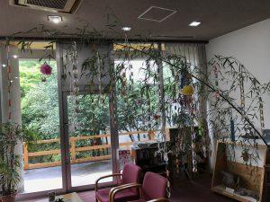 休暇村グループの公共の宿 国民宿舎両神荘 七夕2