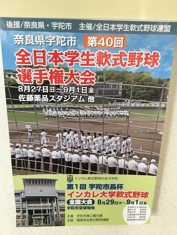 休暇村グループ 公共の宿 保養センター 美榛苑 軟式野球