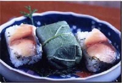 休暇村グループ 公共の宿 保養センター 美榛苑 柿の葉寿司