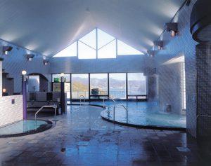 休暇村グルーピの公共の宿 グリーンピアせとうち 温泉