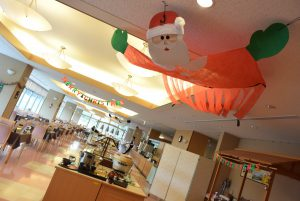 休暇村グループ 公共の宿 国民宿舎サンロード吉備路 クリスマス