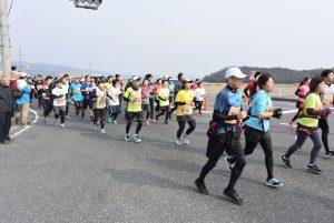 休暇村グループ 公共の宿 国民宿舎サンロード吉備路 吉備路マラソン2018