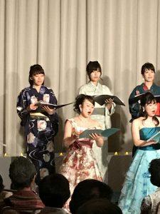 休暇村グループの公共の宿 国民宿舎両神荘 音楽の夕べ3