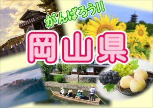 休暇村グループ 公共の宿 国民宿舎サンロード吉備路 がんばろう岡山県