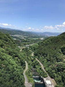 休暇村グループの公共の宿 国民宿舎両神荘 浦山ダム3