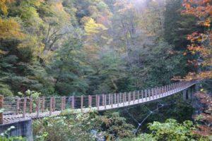 休暇村グループの公共の宿 国民宿舎両神荘 尾ノ内渓谷