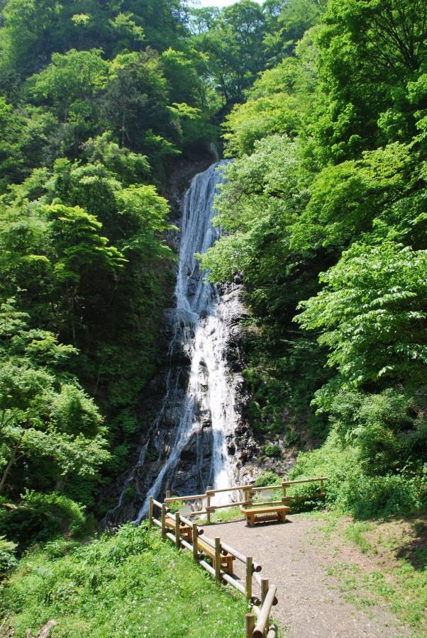休暇村グループの公共の宿 国民宿舎両神荘 滝