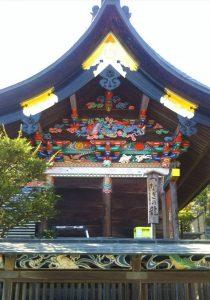 休暇村グループの公共の宿 国民宿舎両神荘 秩父神社彫刻