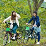 休暇村グループの公共の宿 国民宿舎両神荘 レンタサイクル2